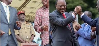 Uhuru and Ruto set for a salary increase from July but on one condition