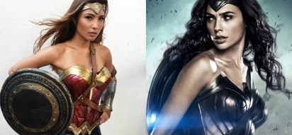 Pinay version ni Gal Gadot! Angel Locsin shares stunning photo of her 'wifey' Bubbles Paraiso in Wonder Woman costume