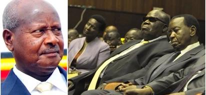 Waafrika ni maskini kwa sababu wanapenda kulala, Rais Museveni asema