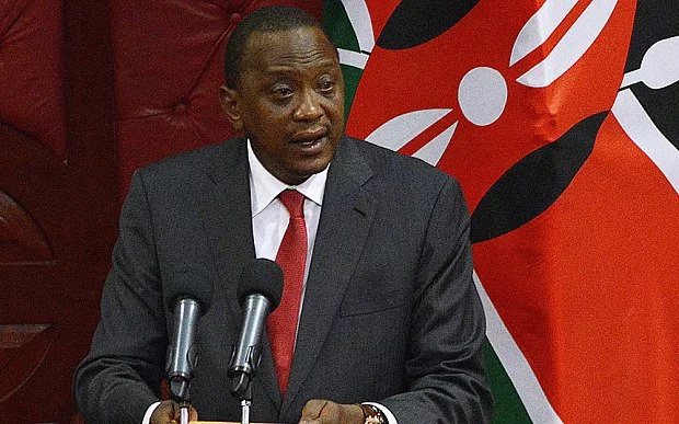 Meet the Luo man who loves Uhuru Kenyatta