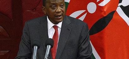 Uhuru Kenyatta's sad message to Joseph Kinyua after death of his mother