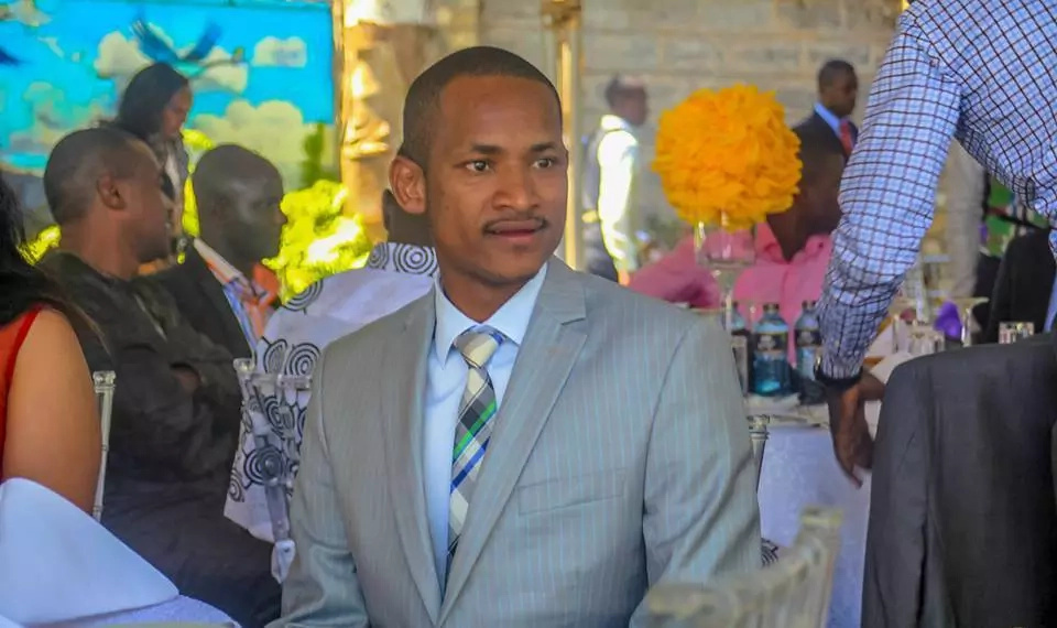Babu Owino narrowly survives losing his seat