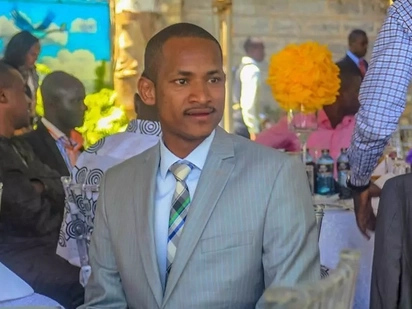 Reprieve follows Babu Owino after turning a new leaf as accuser drops criminal charges against him