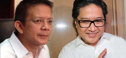 Chiz Escudero, punched by Grace Poe's husband?