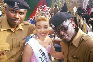 Lady who killed boyfriend and won beauty contest cannot have peace