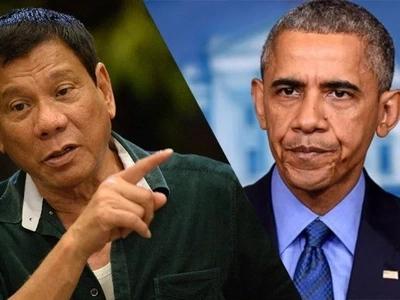 Duterte cautions to shame US, UN and EU
