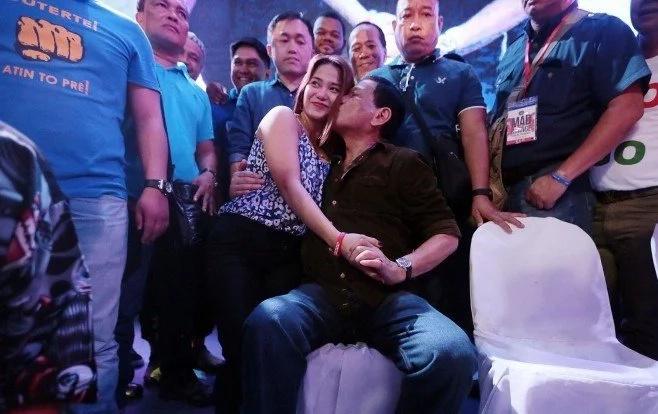 Duterte-romance