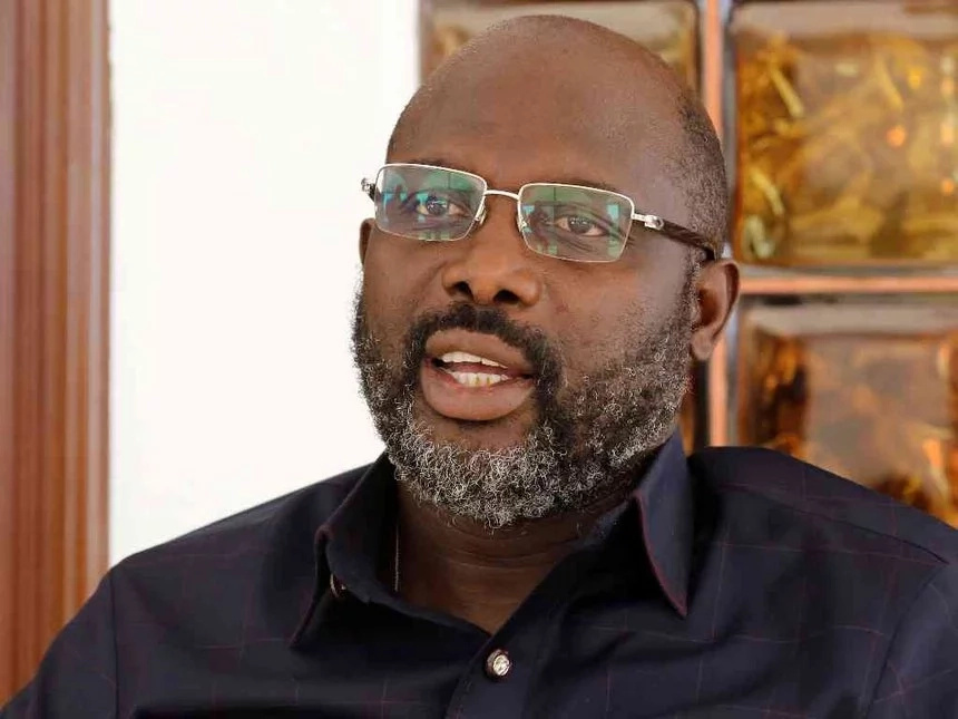 Former footballer wins Liberia presidential election — George Weah