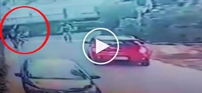Lipa City deadly accident! Pinay babysitter, little boy get crushed by truck