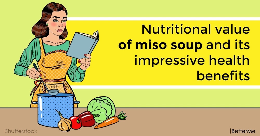 Nutritional value of miso soup and its impressive health benefits