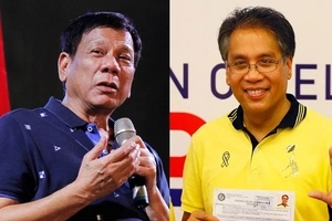 Na miss si Roxas! Duterte hurls latest insults against silent Mar Roxas