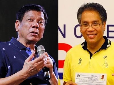 Na miss si Roxas! Duterte hurls latest insults against silent Mar Roxas