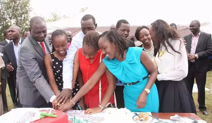 DP Ruto talks about second 'wife'