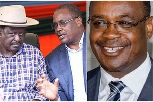 Governor Evans Kidero scores big against his rival Sonko after being guaranteed votes from this region
