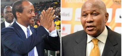 Patrice Motsepe honours 'our father of football' Kaizer Motaung