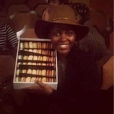 See what Lupita got for her birthday in NYC