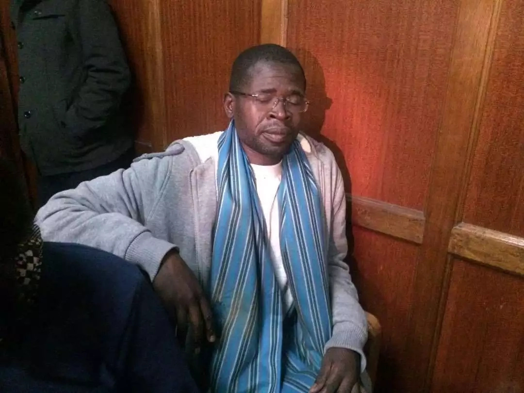 Audio recording emerges of detained Nation journalist 'soliciting for KSh. 50,000 bribe'