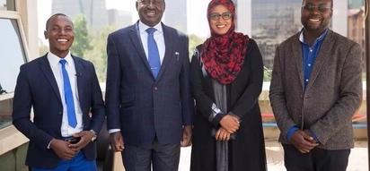 NASA yapuuzilia mbali tetesi kuwa inataka kufanya mkutano na Uhuru kuhusu nafasi za mawaziri