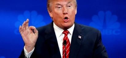 Rais Trump apiga MARUFUKU raia wa mataifa haya 3 ya Afrika kuingia Amerika
