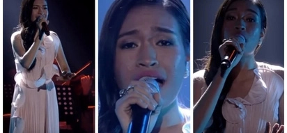 The Voice Teens finalist sings classical music 'til the end. She is the first of her kind, truly amazing!
