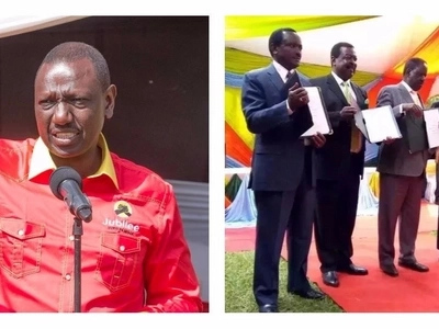 DP Ruto gives NASA leaders solution after declaring that they hate him