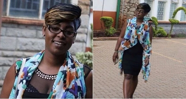 Kenyan lawmaker kicked out of meeting for wearing see-through tight dress