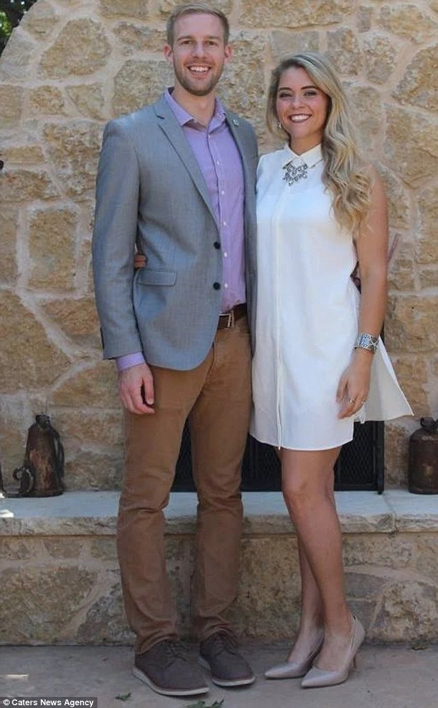 Bride From Texas Drops 44 KG After 'Embarassing' Propose Photos
