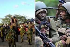 Al-Shabaab release video of KDF soldier captured during deadly attack