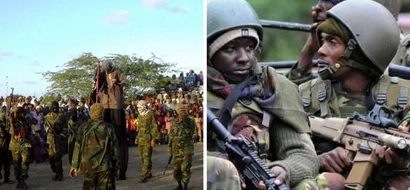 KDF soldier injured during deadly attack speaks in new video