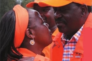 6 extremely hilarious things Margaret Wanjiru should do to rejoin Raila, including presenting a blind BAT