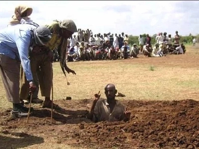 Al-Shabaab takes hands of these 2 men away as punishment for stealing