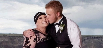 Loving teen goes to prom with terminally-ill mom as his date