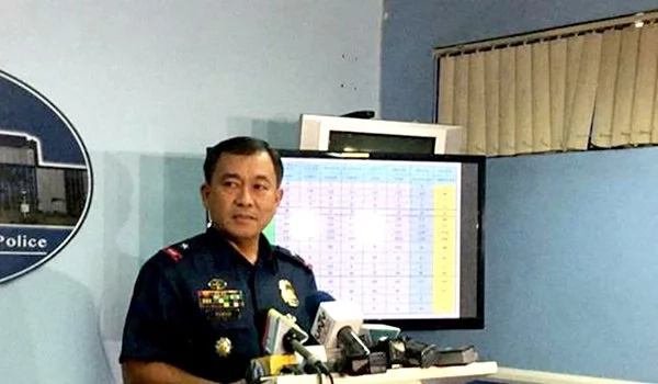General Edgardo Tinio reponds to drug allegations