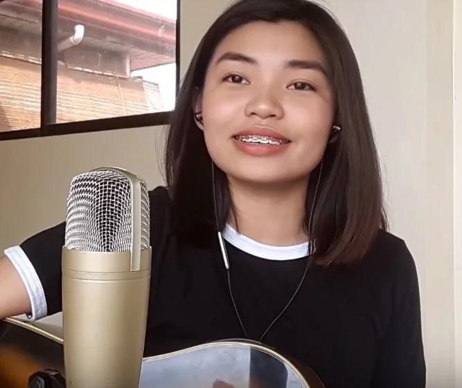 Pinay singer composes love song. Sobrang makakarelate ka talaga sa mensahe nung kanta!
