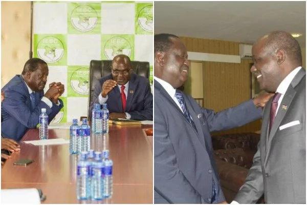 Raila anafaa kuacha utoto na kukubali kushindwa - Raphael Tuju wa Jubilee