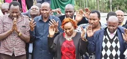 No ICC Prayers In South Rift, MPs Warn
