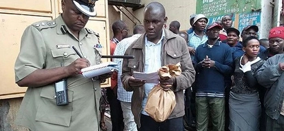 Nyeri man does the unthinkable after being dumped by his wife