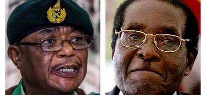 Zimbabwe's military leaders nearly revealed how Mugabe ordered for massacre of 20,000