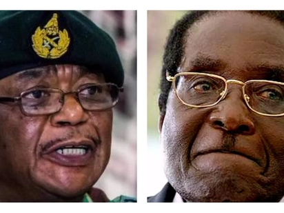Military leaders threatened to unleash dossier on how Mugabe ordered for massacre of 20,000 people