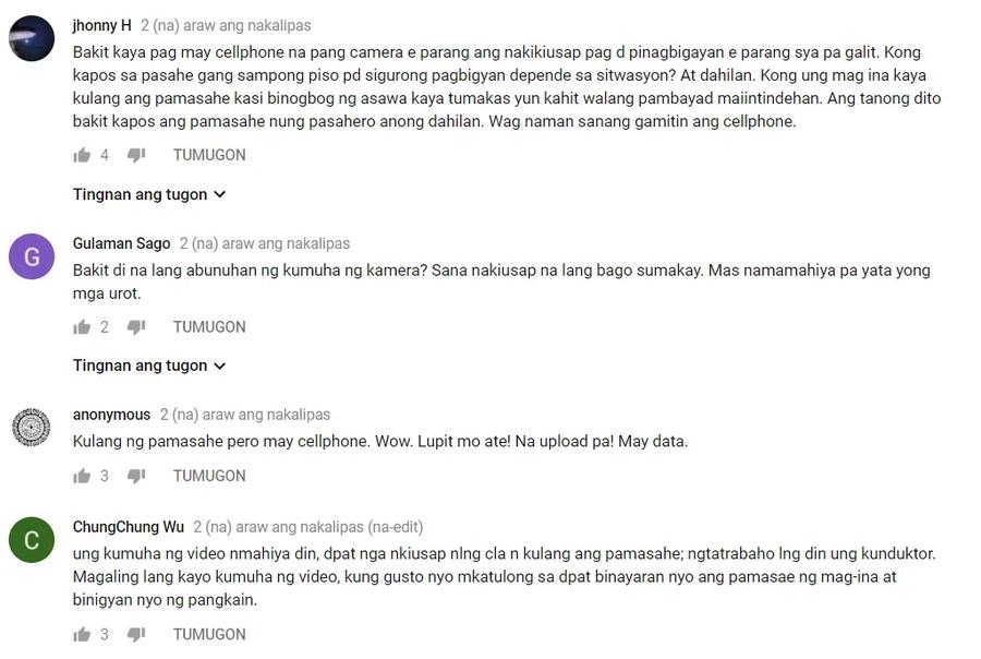 Namahiya daw ng pasahero! Bus ticket collector faces complaint for allegedly humiliating a passenger