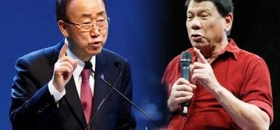 Yasay chides UN for remarks against Duterte
