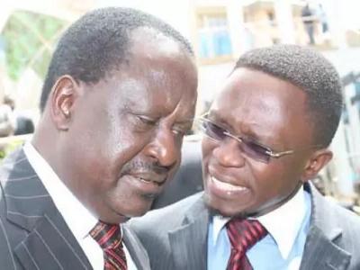 Ababu Namwamba aeleza kuhusu mapenzi yake kwa Wetangula