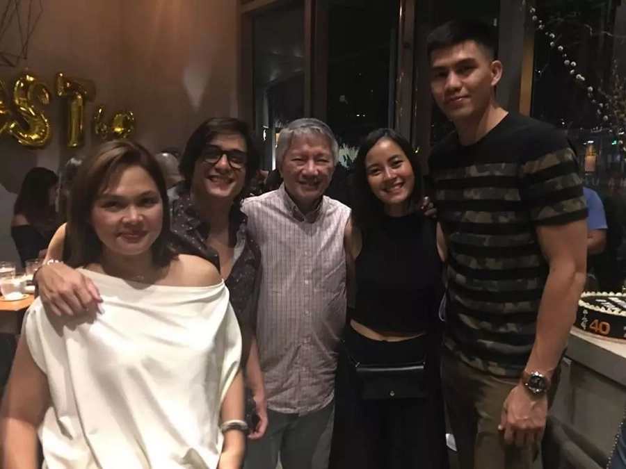 Relationship goals talaga sila! Video of Ryan Agoncillo's surprise birthday celebration prepared by his wife Judy Ann Santos