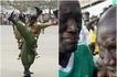Kizaaza baada ya afisa wa polisi kunaswa kwenye video akimpiga kwa risasi mwanadada mmoja