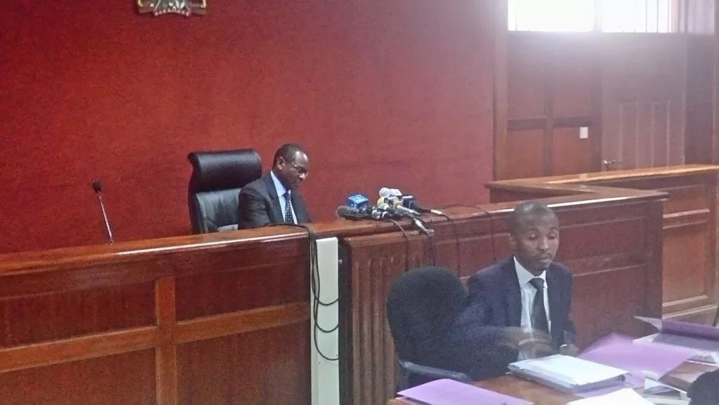 High Court judge suspends implementation of the controversial electoral laws 2017