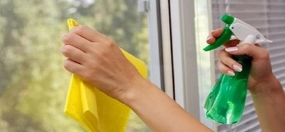 Con esta receta casera, limpiar los vidrios de tu casa ya no será un sacrificio- Quedarán ¡Relucientes!