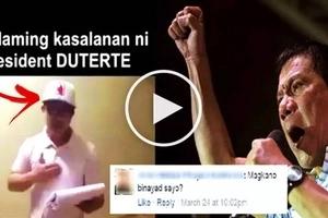 This passionate Pinoy went viral for his spoken word poetry about Duterte: 'Ang dami ng kasalanan sa atin ng ating Presidente!'