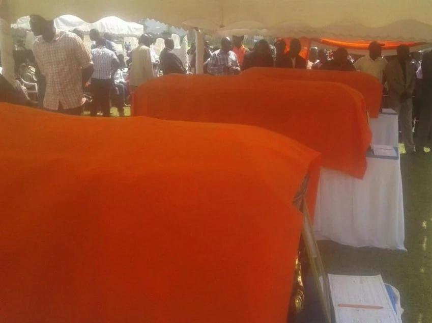 ODM reduces compensation cash for anti-IEBC demos