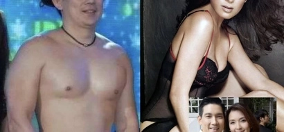 Hayok si kuya! Richard Yap wants bed scene with Jean Garcia