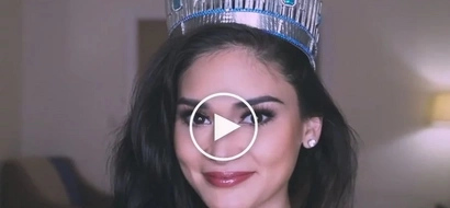 Pang Ms. Universe! Pia Wurtzbach teaches mortals to get the pageant look in this makeup tutorial